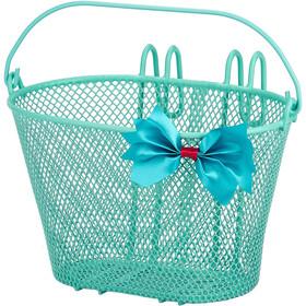 Basil Jasmin Bicycle Basket Kids, verde